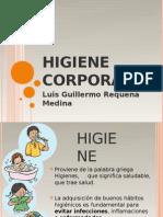EXPO Higiene Corporal