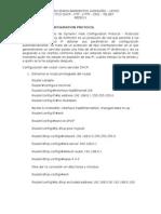 Configuración del router como servidor DHC