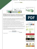 Recaban diputados del PRI, PT y PRD más de un millón de firmas contra tarifas de la CFE