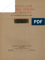 RVW - Partita for Double String Orchestra