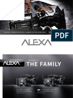 2011 ALEXA Brochure