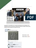 Gilad Shalit & Sukkot