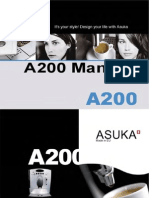 Asuka a200 Manual English