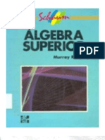 [Schaum - spiegel Algebra Superior