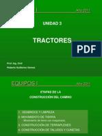 5 - EQUIPOS I - TRACTORES