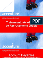 Accenture - Academia Oracle - AP