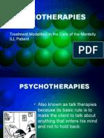 8 PSYCHOTHERAPIES