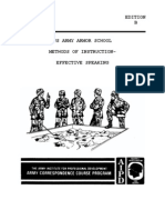 US+Army+course+-+Methods+of+Instruction+-+Effective+Speaking