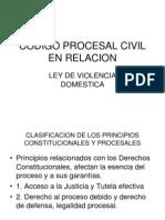 Cpc. en Aplicacion Ley Violencia
