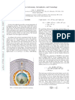 Лекции по космологии,астрономии и астрофизике(2007)