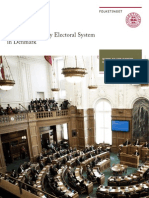 The Parliamentary Electoral System in Denmark_samlet PDF