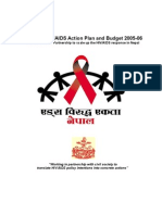 National HIVAIDS Action Plan (2005-2006) Nepal