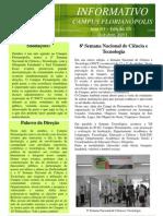 Informativo IF-SC Fpolis Outubro 2011