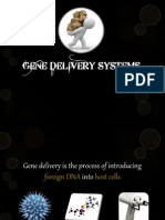 Gene Delivery Systems