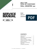 Fujitsu ASYB18LDC - AOYS18LDC