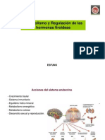 Clase Del 18.10.11- Hormonas Tiroideas