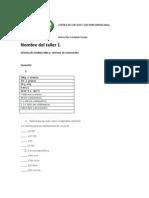 Taller_Sistema de medidas MKS y  sistemas de numeración