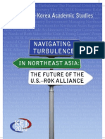 The Financial Crisis in Northeast Asia and Sustainable Recovery by Tom Byrne