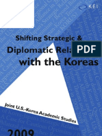 The U.S.-Japan Alliance and the U.S.-ROK Alliance by James Przystup