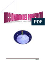 57562596 Diccionario de El Principito