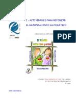 I Razonamiento Matematico 5 Curso-2009