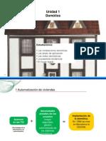 Unidad 1 Introduccion a La Domotica