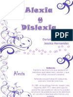 Dislexia Desordenes Del Lenguaje Adulto