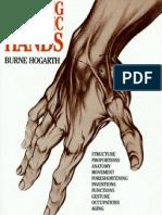 3268078 Burne Hogarth Drawing Dynamic Hands