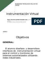 Instrumentación Virtual