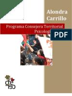 Programa Consejera Territorial CRECER