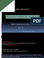 05 Halogenuros de Alquilo