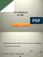 07 Alcoholes y Fenoles