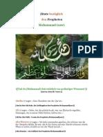 Zitate Bezüglich den Propheten Muhammad (Friede und Segen sei auf ihm)