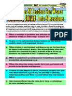 15 Ways to Weave in Study Skills