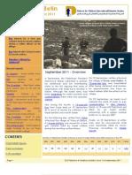Violations Bulletin September 2011