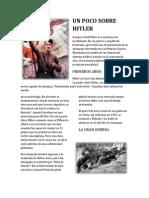 Un Poco Sobre Hitler