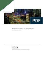 Border Less Campus 1.0 Design Guide