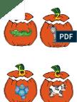 Pumpkin Alphabet Puzzles
