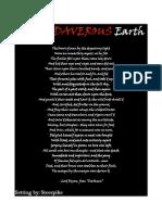 The Cadaverous Earth