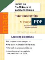 Mankiw-01-The Science of Macroeconomics