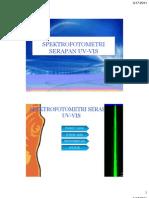 Spektro-UV-Vis