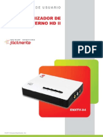 Enxtv-x4 User Manual Sp110218
