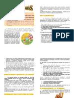 Trabajo de Química - Vitaminas, Alcaloides y Medicamentos