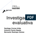 6. Investigación evaluativa