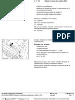 RA  Dépose et repose de la culasse (M51)