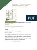 Existen varios métodos para calcular el calibre de los de una instalación eléctrica residencial