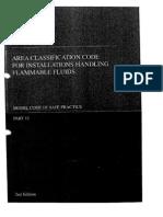 Area Classification Code-1