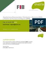 Arquitecturas Em Pre Sari Ales, SOA y BPM-1.0.AulaEmpresa2009