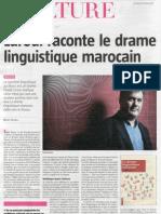 Le_Soir_-Fouad_Laroui_drame_linguistique-