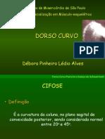 DORSO CURVO